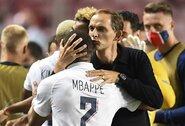 """PSG komandoms medikams dėkojęs K.Mbappe: """"Niekas netikėjo, jog galėsiu žaisti"""""""