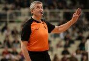 Eurolyga: dar vienas teisėjo užpuolimas Graikijoje – bus uždraustos turnyro rungtynės šalyje