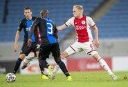 """""""Real"""" vasarą pasirašys kontraktą su jaunuoju Olandijos talentu"""