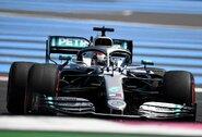 """Prancūzijos GP kvalifikacijoje – L.Hamiltono rekordas, S.Vettelio fiasko ir netikėtai greiti """"McLaren"""""""
