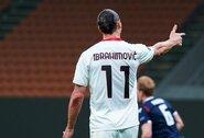 Z.Ibrahimovičius įvardijo geriausią visų laikų futbolininką