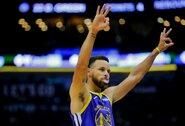 S.Curry tikisi šiame sezone grįžti į aikštę
