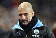 """P.Guardiola atskleidė savo ateities planus """"Man City"""" ekipoje"""