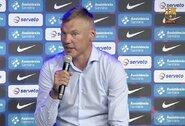 """Barselonoje pristatytas Š.Jasikevičius: """"Kiekvienos rungtynės bus lyg finalas"""""""