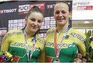 Europos dviračių treko čempionate – šeši Lietuvos atstovai