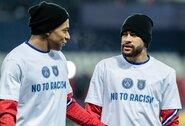 """PSG direktorius apie bandymus išsaugoti K.Mbappe ir Neymarą: """"Mums nereikia jų maldauti pasilikti"""""""