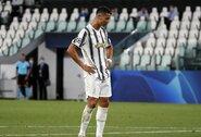 """""""Juventus"""" sezoną įvertinęs C.Ronaldo: """"Tik kritinis mąstymas padės mums tobulėti"""""""