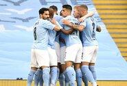 """Čempionų lygos aštuntfinalis: """"Man City"""" iš tolimesnių kovų eliminavo grubiai klydusį """"Real"""""""