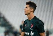 Policija tiria dešimtmečio C.Ronaldo sūnaus elgesį