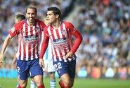"""A.Morata: """"Persikėlimas į """"Atletico"""" yra geriausia, kas man galėjo nutikti"""""""