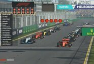 """C.Leclercas laimėjo virtualias """"Formulės 1"""" lenktynes, L.Norrisas tiesioginiame eteryje ištrynė žaidimą"""