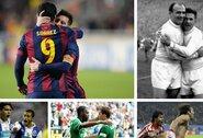 TOP-10: geriausi puolėjų duetai futbolo istorijoje