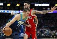 """""""Mavericks"""" europiečiai sudorojo """"Pelicans"""" klubą"""