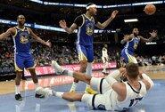 Prieš NBA vicečempionus – nutrūkusi J.Valančiūno taškų serija