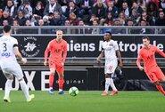 """8 įvarčių fiesta baigėsi PSG ir """"Amiens"""" lygiosiomis"""