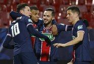PSG užtikrintai žengė į kitą Prancūzijos futbolo taurės etapą
