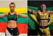 """Oficialu: R.Namajunas kovos """"UFC 251"""" turnyre"""