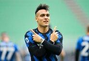 """Kontraktą su """"Inter"""" pratęsti pasiryžęs L.Martinezas: """"Derybos su """"Barcelona"""" liko praeityje"""""""
