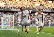 """Į PSG sugrįžęs Neymaras įspūdingu įvarčiu per save lemiamą akimirką išplėšė pergalę prieš """"Strasbourg"""""""