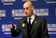 NBA – devyni nauji užsikrėtę krepšininkai