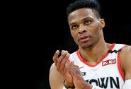 R.Westbrookas išsiunčiamas į Vašingtoną