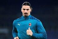 """Skaudi """"AC Milan"""" netektis: Z.Ibrahimovičius praleis rungtynes su """"Man Utd"""""""