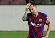 "L.Messi nenori pratęsti sutarties su ""Barcelona"": paliks klubą?"
