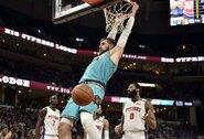 Daugiau nei mėnesį nežaidę NBA krepšininkai gaus pilną atlyginimą