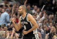 """""""Spurs"""" pagerbs T.Parkerį"""