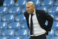Z.Zidane'as pirmą kartą kaip treneris eliminuotas iš atkrintamųjų Čempionų lygos kovų