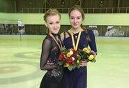 Dailiojo čiuožimo varžybose Serbijoje E.Kropa laimėjo bronzą