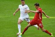 """85-ąją minutę įvartį praleidęs """"Bayern"""" vietiniame čempionate išleido pergalę iš savo rankų"""