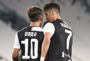 """Du 11 m baudinius realizavęs C.Ronaldo išplėšė """"Juventus"""" lygiąsias"""