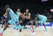 Paryžiuje – G.Antetokounmpo dominavimas ir NBA lyderių pergalė