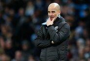"""Tylą dėl """"Man City"""" skirtos UEFA diskvalifikacijos nutraukęs P.Guardiola: """"Tai dar ne pabaiga"""""""