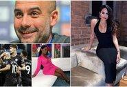 """P.Guardiola atskleidė, kad leido """"Man City"""" žaidėjams linksmintis vakarėlyje su modeliais iš Italijos"""