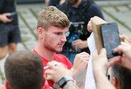 """T.Werneriu besidomintys """"Bayern"""" sužinojo jo kainą"""
