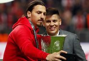 M.Rojo atskleidė konflikto su Z.Ibrahimovičiumi detales: aistras rūbinėje raminti teko J.Mourinho