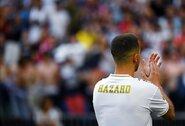 """E.Hazardas: """"L.Modričius man liepė pasirinkti kitą marškinėlių numerį"""""""