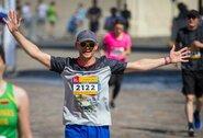 Unikalus kauniečio tikslas – per savaitę sieks nubėgti visas Kauno maratono distancijas