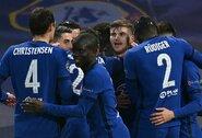 """""""Chelsea"""" po devynerių metų pertraukos pateko į Čempionų lygos finalą"""