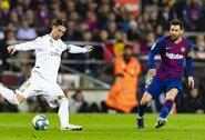 """La Liga"" neplanuoja dėl koronaviruso protrūkio nukelti ""El Clasico"" mūšio"