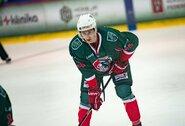 M.Kaleinikovas ant ledo sugrįžo pelnydamas įvartį, M.Armalio klubas šventė pergalę