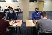 Šachmatų lygoje – dvigubas kauniečių triumfas