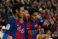 """ESPN: """"Barcelona"""" rimtai svarsto galimybę susigrąžinti Neymarą"""