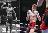 """Jaunasis kovinio sporto talentas L.Sriubiškis: """"Įrodysiu, kad galiu kovoti su geriausiais iš geriausių"""""""