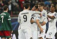 """Čempionų lyga: """"Bayern"""" išvykoje susitvarkė su """"Lokomotiv"""""""