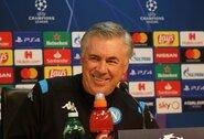 """Jau žinomas kandidatas tapti kitu """"Napoli"""" treneriu, jeigu pasitrauktų C.Ancelotti"""