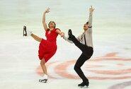 Europos dailiojo čiuožimo čempionate – sėkmingas Lietuvos atstovų startas