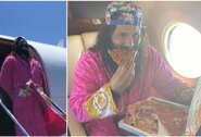 J.Masvidalis siaučia: privačiu lėktuvu nuskrido į Romą nusipirkti picos